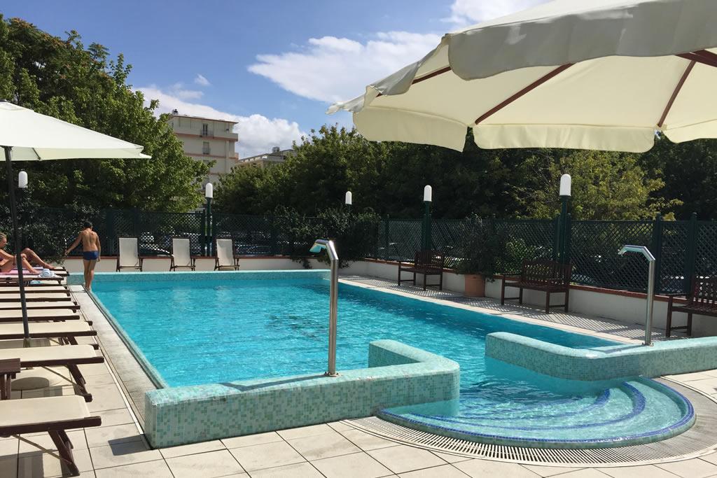 Piscine  Hotel Gaby Rimini